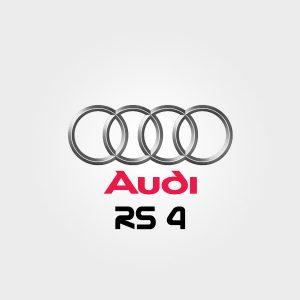 Akrapovic For Audi RS 4
