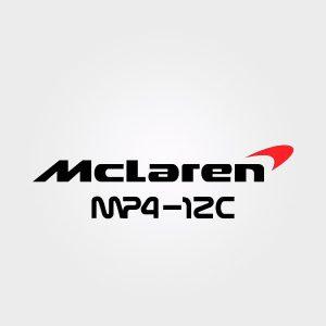 Akrapovic For Mclaren MP4-12C