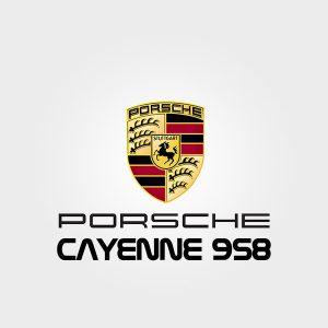 Akrapovic for Porsche Cayenne 958