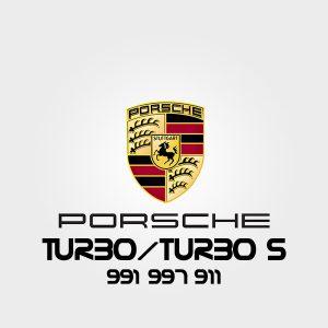 Akrapovic For Porsche Turbo/Turbo S (991) (997) (911)