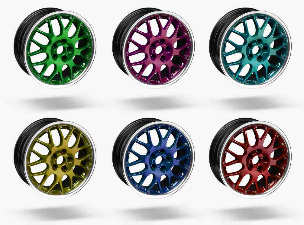 Metal Choices for Aftermarket Wheels