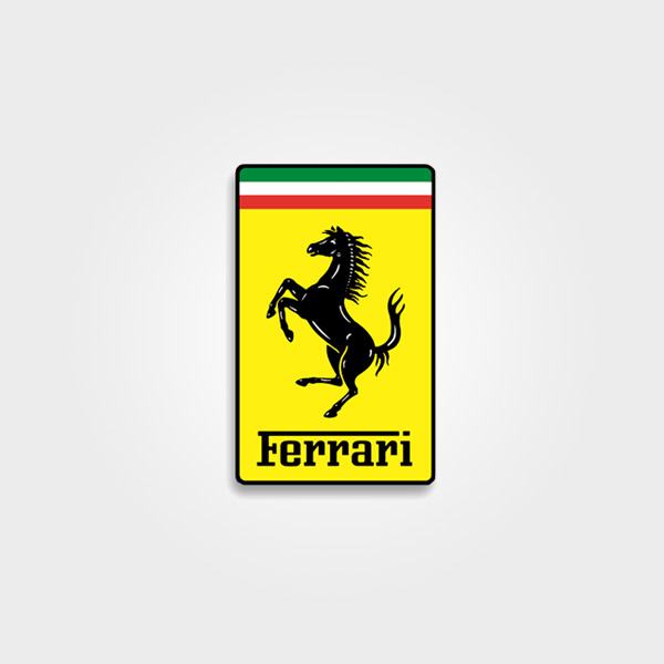 Ferrari Brand: Forgeline, HRE, Brixton